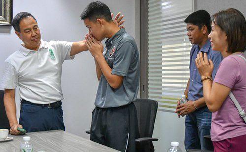 Chuyện hiếm thấy của bóng đá Thái Lan: Chủ tịch Liên đoàn mời phụ huynh đến làm việc sau vụ ẩu đả xấu hổ tại giải U15 Đông Nam Á