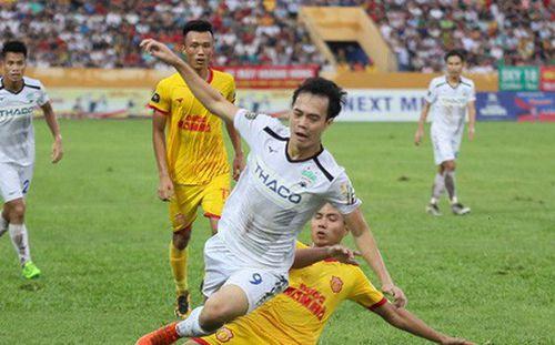 Nhận định Bình Dương - HAGL vòng 21 V-League 2019