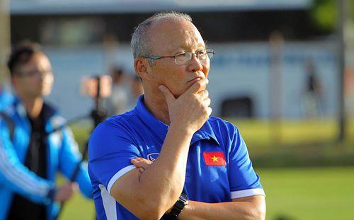 Mất Trọng Hoàng, Văn Hậu, HLV Park Hang Seo dụng kế nào đấu Thái Lan?