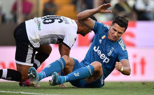 Ronaldo nếm