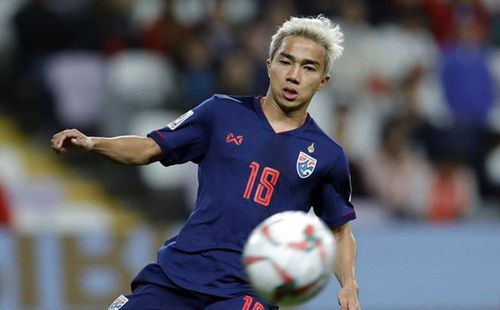 """HLV trưởng Malaysia lo lắng khi phải đối đầu với """"Messi Thái Lan"""""""