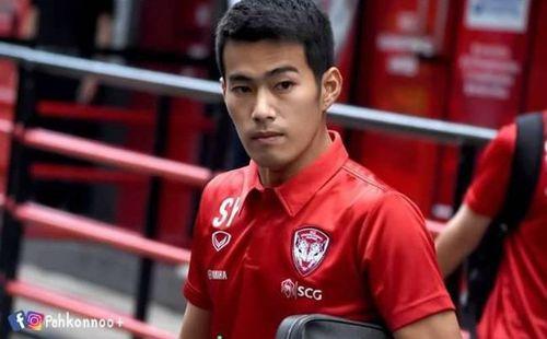Tiền vệ tuyển Thái Lan cầu mong Văn Lâm không có được phong độ tốt như khi thi đấu cho Muangthong United