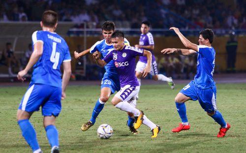 Khuynh đảo giải châu Á, Hà Nội FC vượt mặt hàng loạt