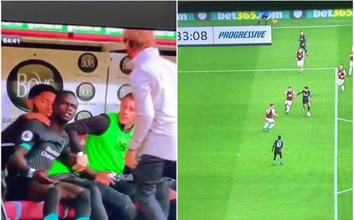 Mane nổi đóa vì Salah, thét vào mặt HLV Klopp
