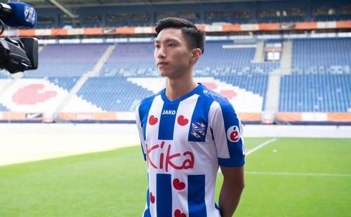 Đoàn Văn Hậu góp phần tạo nên kỷ lục vô tiền khoáng hậu của bóng đá Hà Lan
