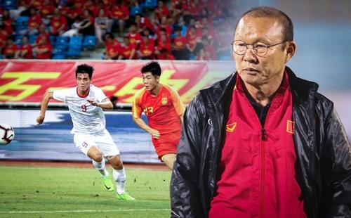 Nhìn thầy Park thắng Trung Quốc, mới thấy tiếc khi bóng đá Việt Nam lỡ