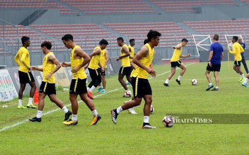 Cựu sao Malaysia lớn tiếng tuyên bố không ngán UAE trước trận chiến có thầy Park dự khán