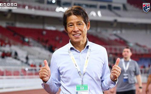 HLV Nishino tiết lộ bí kíp giúp Thái Lan thắng dễ Indonesia ngay tại