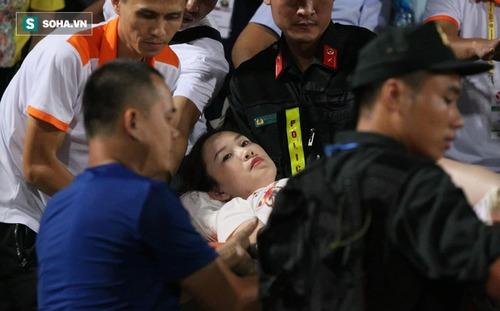Gia đình nạn nhân bị trúng pháo sáng không muốn tiếp Hội CĐV Nam Định