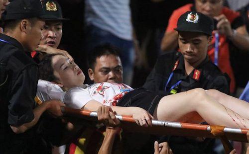 Chủ tịch Hà Nội yêu cầu làm rõ trách nhiệm vụ bắn pháo sáng sân Hàng Đẫy