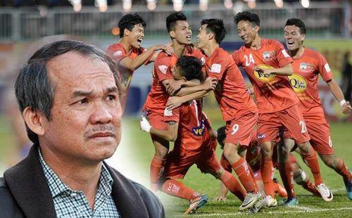 Đổi lịch vì Hà Nội FC, HAGL của bầu Đức bị dồn vào cửa rớt hạng