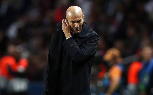 Perez duyệt chi 70 triệu bảng để tống cổ HLV Zidane