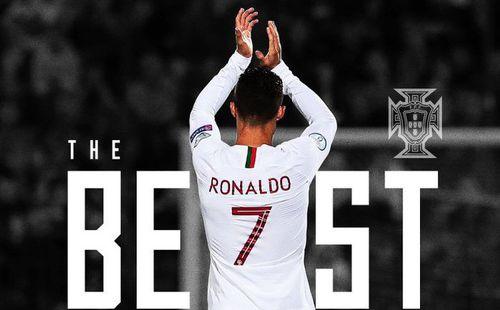 Mặc kệ Messi chiến thắng, ĐT Bồ Đào Nha tự trao giải The Best cho Ronaldo