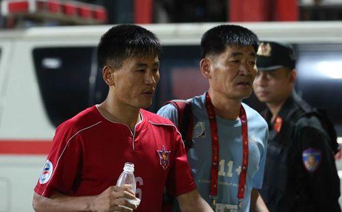 Cầu thủ Triều Tiên bị kiểm tra doping sau trận hòa 2-2 với Hà Nội