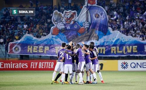 Hà Nội FC xác lập kỷ lục vô tiền khoáng hậu ở AFC Cup dù bị loại bởi đội bóng Triều Tiên