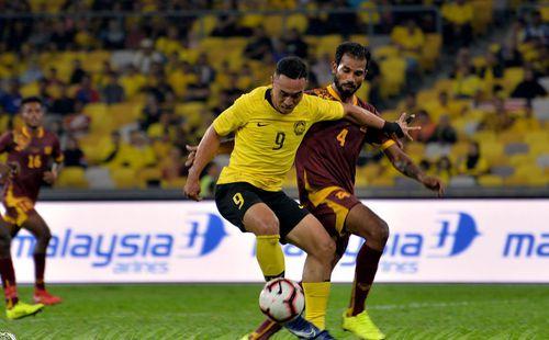 Vì đội bóng yếu gần nhất thế giới, Malaysia
