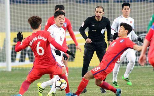 """Tuyển Việt Nam gặp lại trọng tài """"quen mặt"""" ở trận gặp Indonesia"""