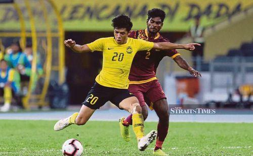 Báo Malaysia tự tin khoe thành tích của chân sút