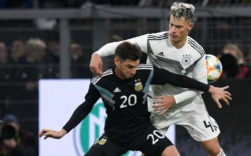 Bị tuyển Đức dẫn trước 2 bàn, các đàn em của Messi có màn đáp trả ấn tượng thế này đây