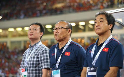 HLV Park Hang-seo nhận tin kém vui về Tuấn Anh trong ngày lên đường sang Indonesia