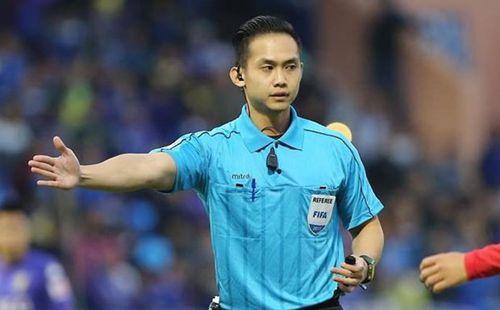 Trọng tài Singapore bắt chính 2 trận quyết định vòng cuối V-League