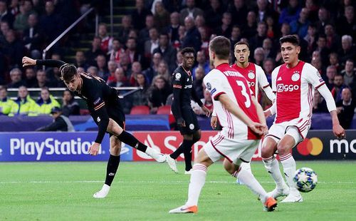 'Siêu dự bị' toả sáng, Chelsea hạ Ajax trên sân khách