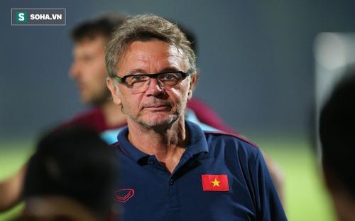 Sau trận thua ê chề Campuchia, U19 VN đang