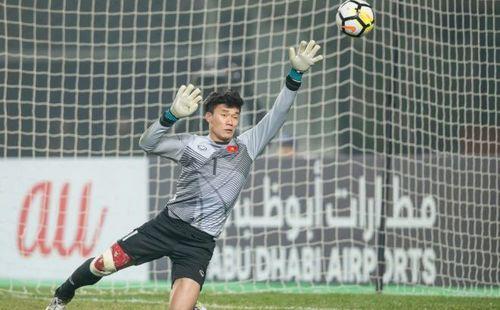 Báo châu Á 'choáng' vì sức hút của thủ môn Bùi Tiến Dũng