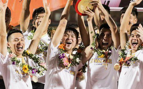 Chung kết Cúp QG 2019: Hà Nội FC thống trị tuyệt đối bóng đá Việt và chuyện dành cả thanh xuân để vô địch
