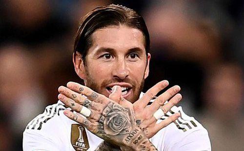 Sergio Ramos cân bằng kỷ lục ấn tượng của Messi