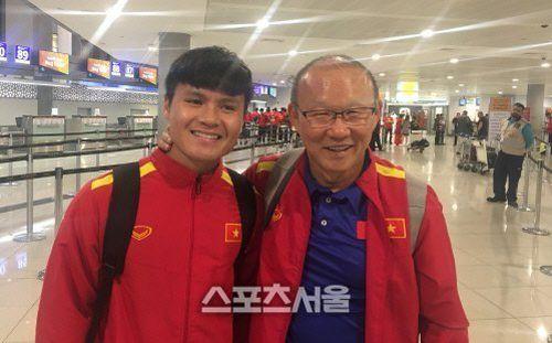 Thầy Park chiến thắng HLV hay nhất Đông Nam Á 2019