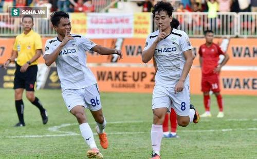 Tiền vệ Trần Minh Vương:
