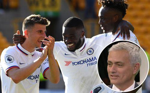 Mourinho cảnh báo nóng đến đám trẻ của Lampard