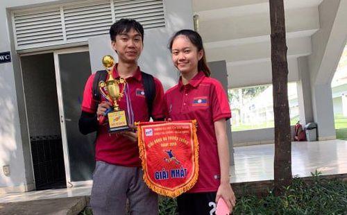 CĐV Lào: 'Niềm tin sẽ giúp chúng tôi chơi tốt trước U22 Việt Nam'