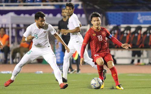 Quang Hải vượt mốc thời gian thi đấu không tưởng sau trận gặp U22 Indonesia