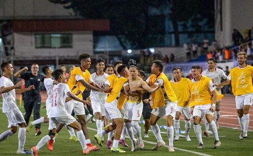 Ronaldo đích thân chúc U22 Philippines thành công để gặp U22 Việt Nam ở bán kết