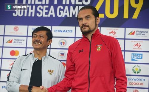 Hẹn tái chiến ở Chung kết, HLV Indonesia tuyên bố: Việt Nam chỉ may mắn hơn mà thôi!