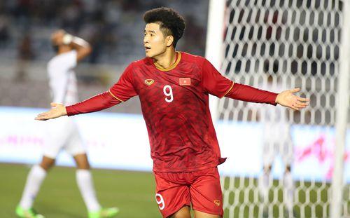 Hà Đức Chinh phá sâu kỷ lục, ghi tên mình vào lịch sử U22 Việt Nam tại SEA Games