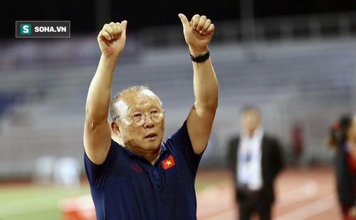 Báo Hàn Quốc: Thầy trò ông Park sẽ đạt được ước mơ lớn của mình và ghi danh vào lịch sử