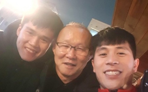 Học trò thầy Park nói về việc sang Thai League: