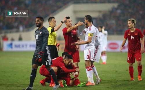 UAE có động thái quan trọng trước ngày tái đấu Việt Nam ở vòng loại World Cup