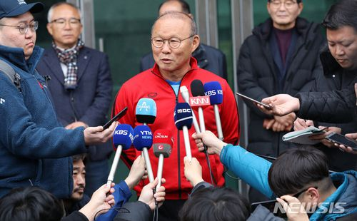 HLV Park Hang-seo trả lời báo Hàn Quốc: