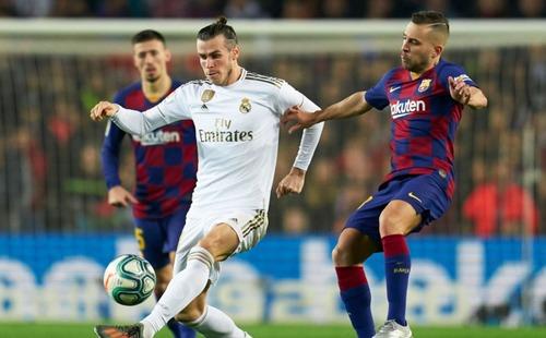 'Real đã mất oan một trận thắng trước Barcelona vì trọng tài'