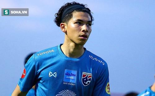 Sao Ngoại hạng của U23 Thái Lan