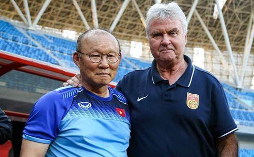 Báo Trung Quốc chạnh lòng khi bị thầy cũ của HLV Park
