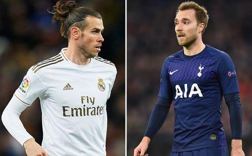 Gareth Bale theo chân Mourinho cập bến Tottenham
