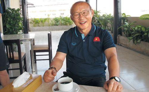 Thầy Park trải lòng với báo Hàn: