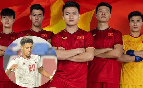 Tiền đạo 19 tuổi của UAE có giá trị chuyển nhượng lên tới 13 tỷ, gần gấp đôi toàn bộ đội hình của U23 Việt Nam