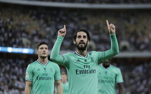 Valencia 1-3 Real Madrid: Real giành quyền vào chung kết Siêu cup Tây Ban Nha