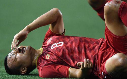 Mất Đình Trọng đến Trọng Hoàng, HLV Park Hang-seo tiếp tục đón tin buồn trước vòng loại World Cup 2022